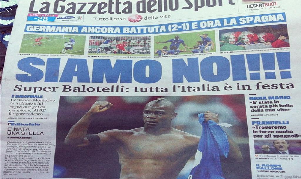 Ernesto Bronzetti: Balotelli dołączy do Milanu 31 stycznia
