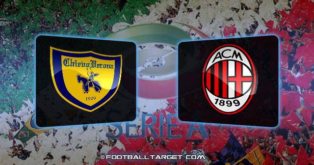 AC Milan – Chievo. Czyli potwierdzić poprawę gry