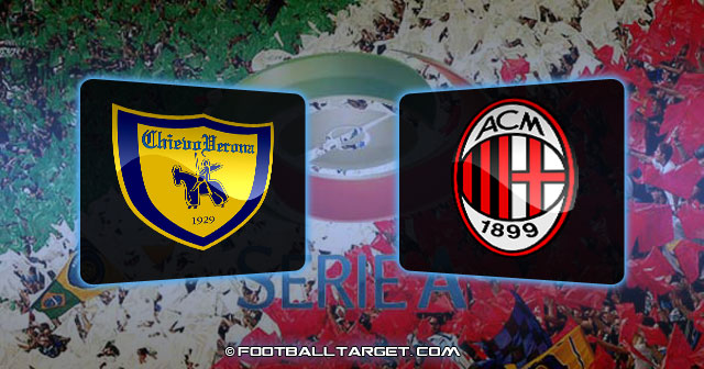 AC Milan - Chievo