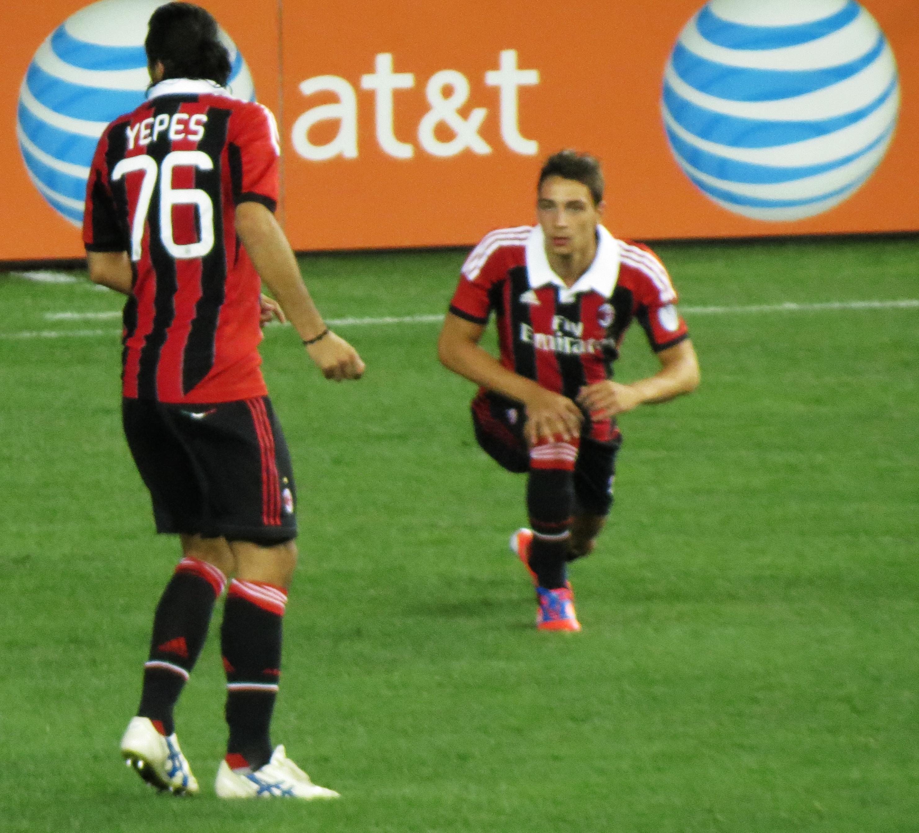Mattia de Sciglio – czy Milan pozwoli mu odejść?