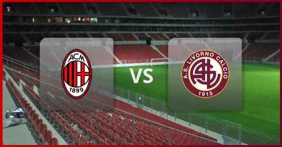 AC Milan – Livorno – przedświąteczna bitwa