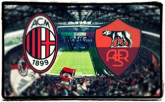 AS Roma – AC Milan: zapowiedź meczu!