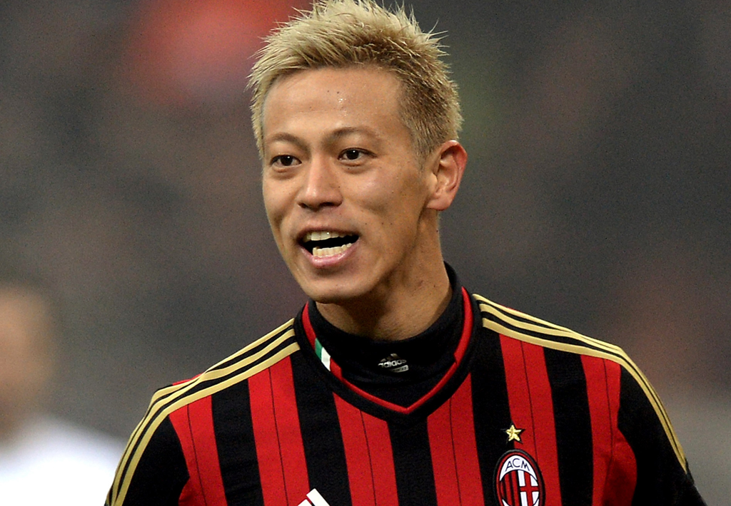 Keisuke Honda w składzie Japonii na Mistrzostwa Świata