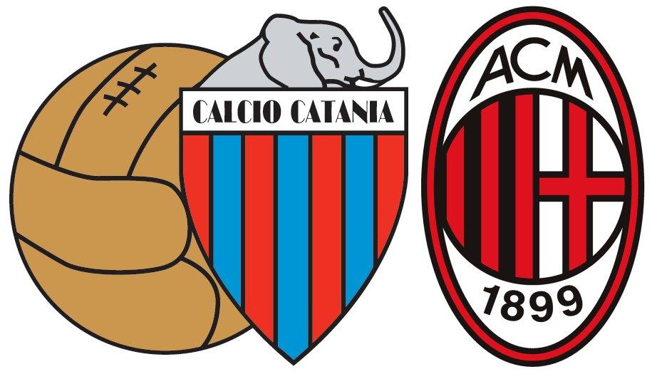 Zbić Catanię. Jutro mecz AC Milan – Catania