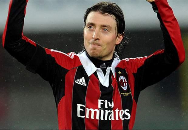 AC Milan – Catania 1:0 po bramce Montolivo