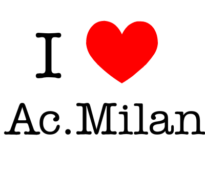 Kocham AC MIlan