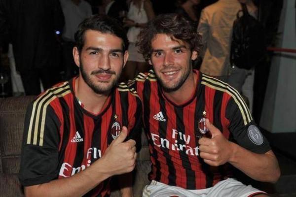 Riccardo Saponara dla Milan Channel