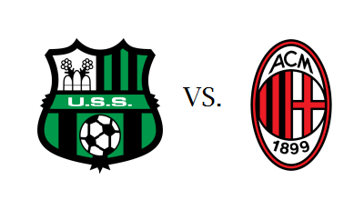 AC Milan – Sassuolo. Oficjalne jedenastki!