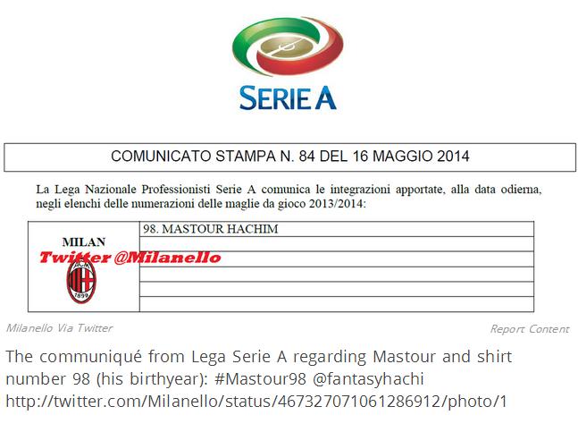 Hachim Mastour chyba serio zadebiutuje w Milanie!