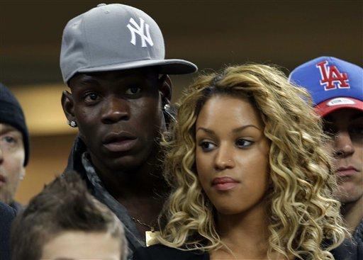 Mario Balotelli się żeni. Wybranka to Fanny Neguesha!