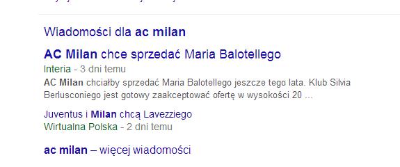Maria Balotelli, czyli nie czytaj Interia.PL