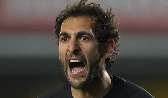 Diego Lopez wypada na 2 tygodnie!