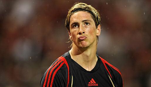 Torres chce odprawę od Chelsea!