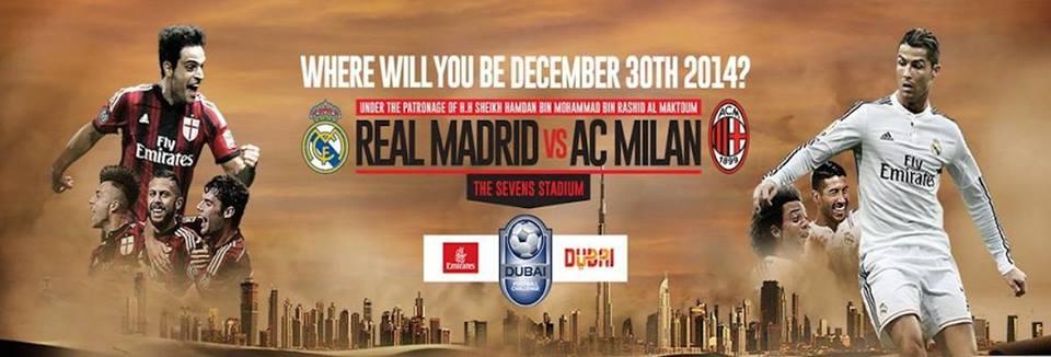 Milan zagra z Realem Madryt!