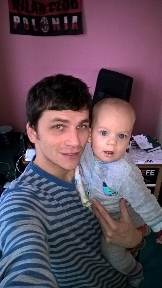 Blog parentingowy kibica Milanu