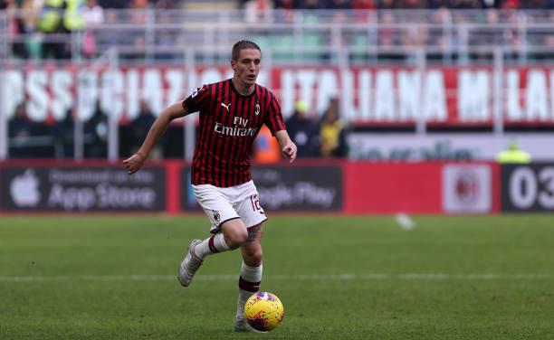 Andrea Conti bliski odejścia z Milanu