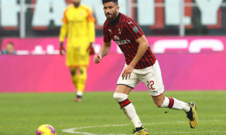 Mateo Musacchio opuścił szeregi AC Milanu