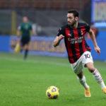 Hakan Calhanoglu wciąż bez porozumienia z Milanem