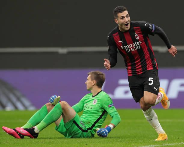 Diogo Dalot może zostać wykupiony przez Milan