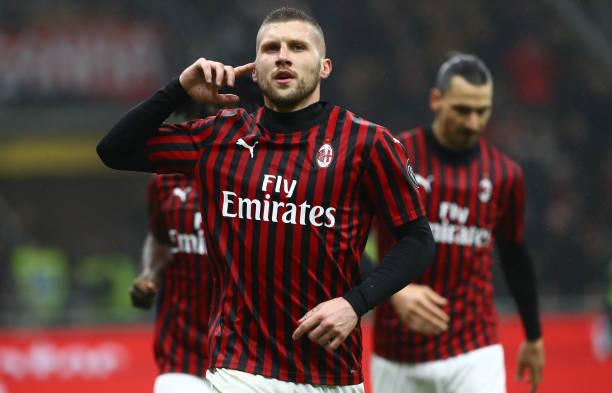 AC Milan i Euro