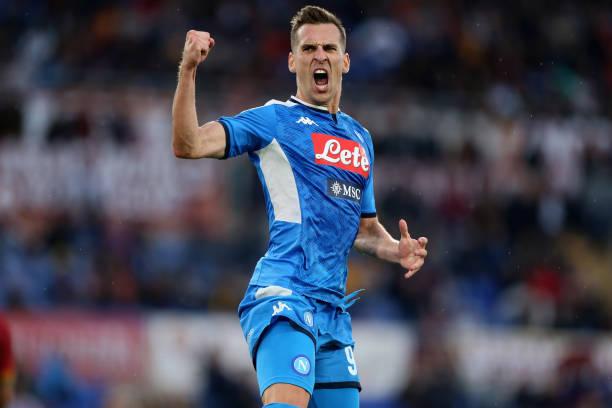Arkadiusz Milik zostanie zawodnikiem Milanu?
