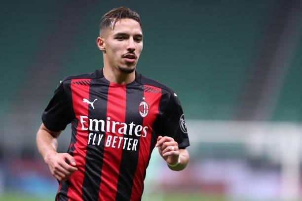 Bennacer: Milan zawsze musi mierzyć jak najwyżej